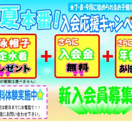 2016年夏本番!入会応援キャンペーン.ai